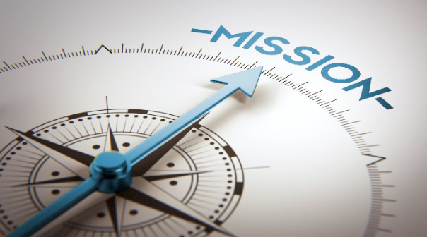 Bloggen begint met een duidelijke missie