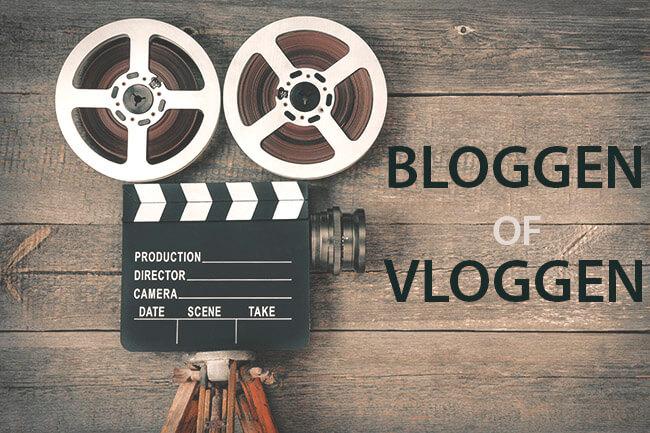 voordelen vloggen en bloggen