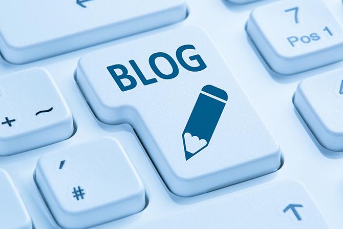 zelf bloggen of uitbesteden