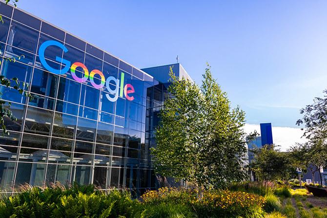 kantoor van google