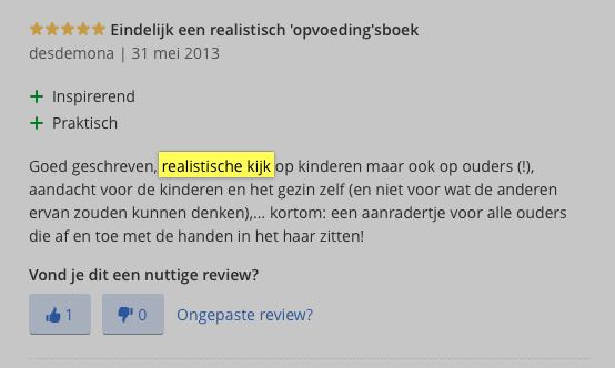 reviews boeken