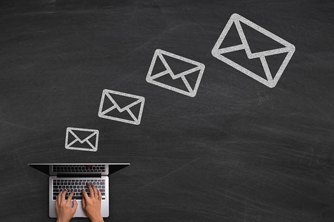 nieuwsbrief blogmail