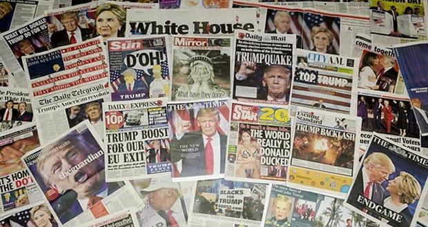 Voorbeelden van pakkende titels uit kranten