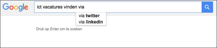 suggesties-google